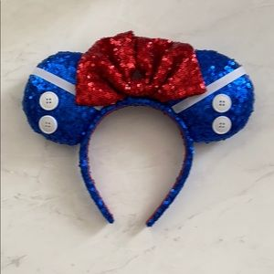 Donald Duck inspired Minnie Ears!